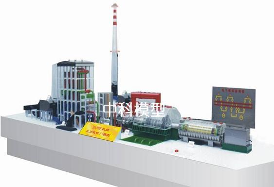 300mw火力发电厂机组动态仿真模型